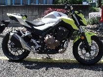 Acheter moto HONDA CB 500 FA ABS gelb Naked