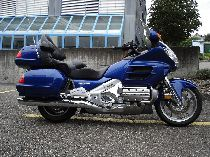 Töff kaufen HONDA GL 1800 Gold Wing ABS Touring