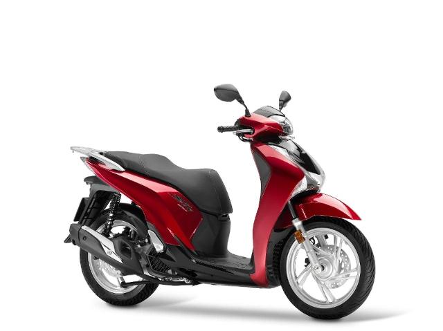 Motorrad kaufen HONDA SH 125 AD ABS Inkl. TOPBOX Neufahrzeug