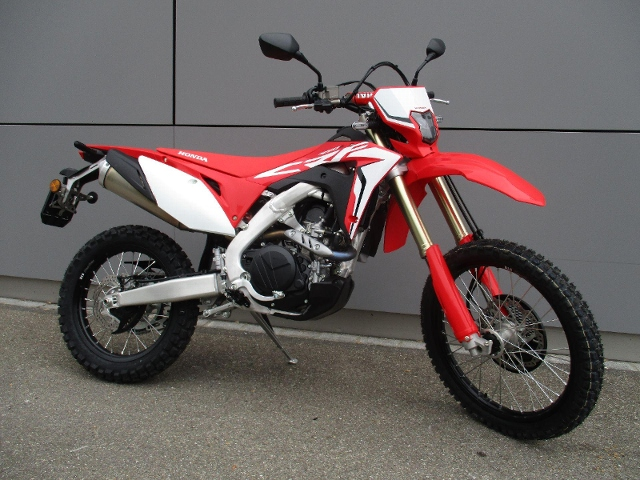 Motorrad kaufen HONDA CRF 450 L Tageszulassung Neufahrzeug