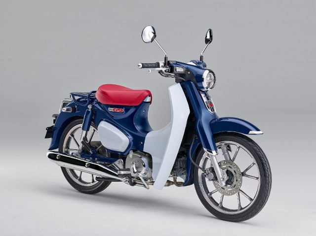 Motorrad kaufen HONDA C 125 A Super Cub Inkl. Lehrfahrausweis-Promotion ! Neufahrzeug