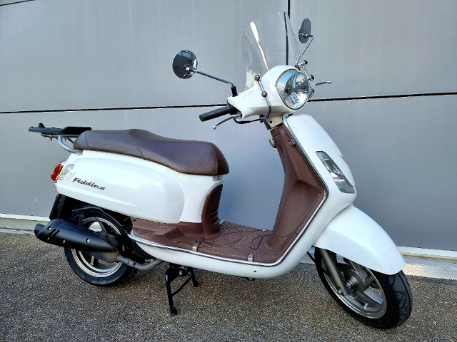 Motorrad kaufen SYM Fiddle 125 II Occasion