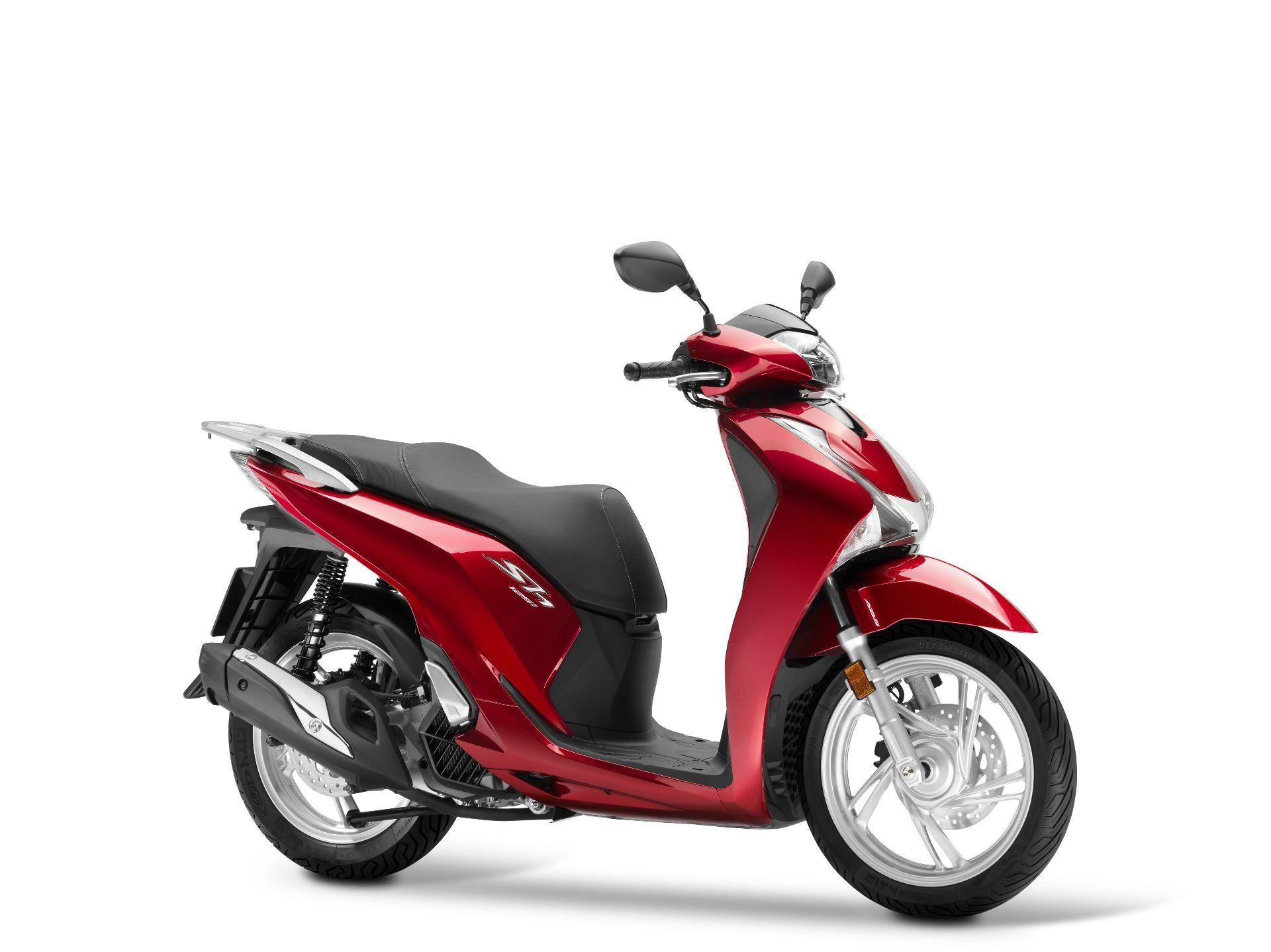 moto scooter honda sh 125
