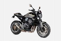 Töff kaufen HONDA CB 1000 RA ABS STARDUST Naked