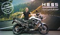 Motorrad kaufen Occasion TRIUMPH Tiger 800 XRX ABS (enduro)