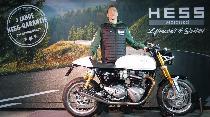 Motorrad kaufen Neufahrzeug TRIUMPH Thruxton 1200 R ABS (retro)