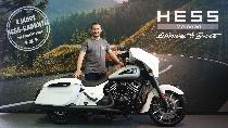 Motorrad kaufen Occasion INDIAN Chieftain Dark Horse (custom)