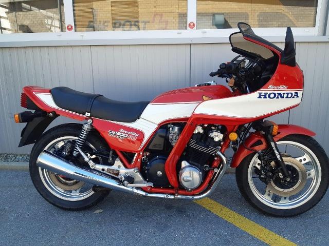 Motorrad kaufen HONDA CB 900 F2 Bol Dor Oldtimer