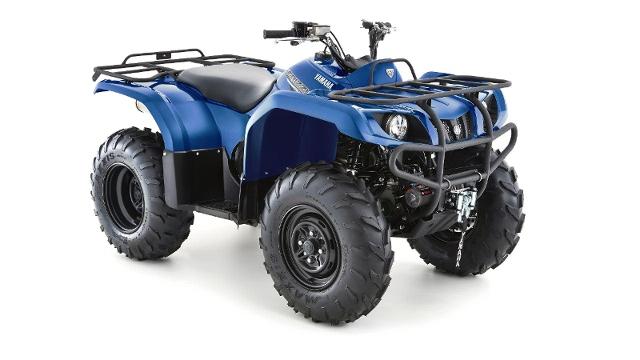 Motorrad kaufen YAMAHA Quad YFM 350 Bruin 2x4 Neufahrzeug
