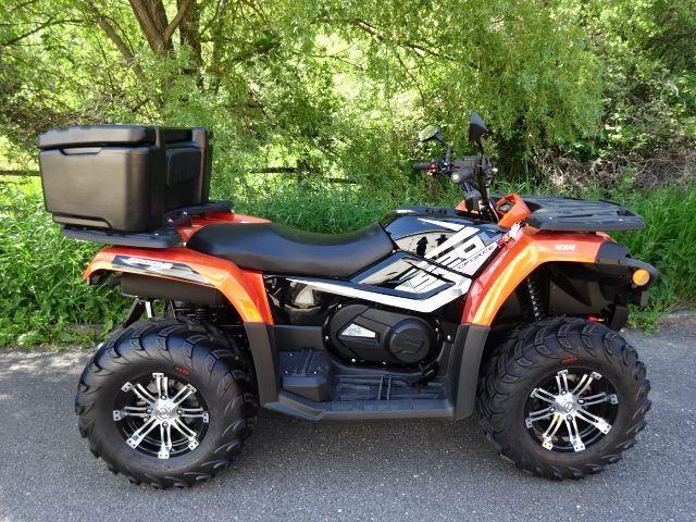 Motorrad kaufen CF MOTO CForce 520L EFI DLX 4x4 Occasion