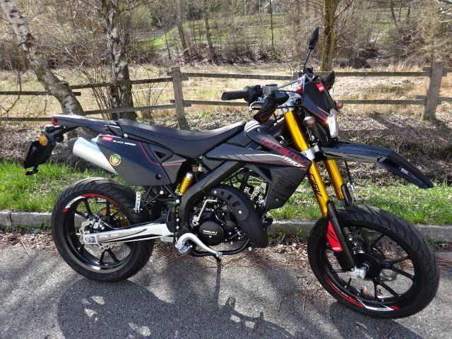 Acheter une moto RIEJU MRT 50 PRO (A1) Occasions