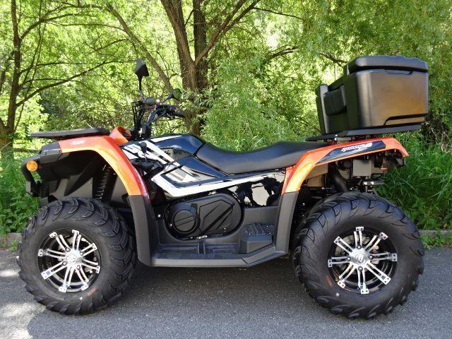 moto 4x4 occasion