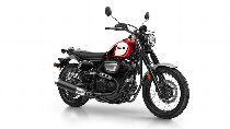 Motorrad kaufen Neufahrzeug YAMAHA SCR 950 (retro)