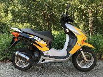 Motorrad kaufen Occasion HONDA SZX 50 X8R-X Cross (45km/h) (roller)