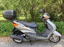 Motorrad kaufen Occasion MBK Flame XC 125 X (roller)