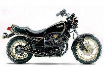 Acheter une moto Occasions YAMAHA XV 1000 SE Midn. (custom)