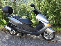 Motorrad kaufen Occasion MBK Skyliner YP 125 D (roller)