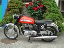 Motorrad kaufen Oldtimer NORTON Dominator
