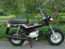 Motorrad kaufen Oldtimer YAMAHA Bop 1M8