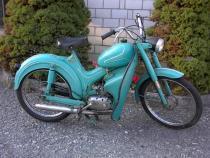 Motorrad kaufen Oldtimer BIANCHI Biancchi (mofa)