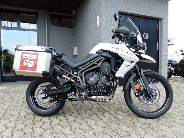 Motorrad kaufen TRIUMPH Tiger 800 XCA Vorführmodell