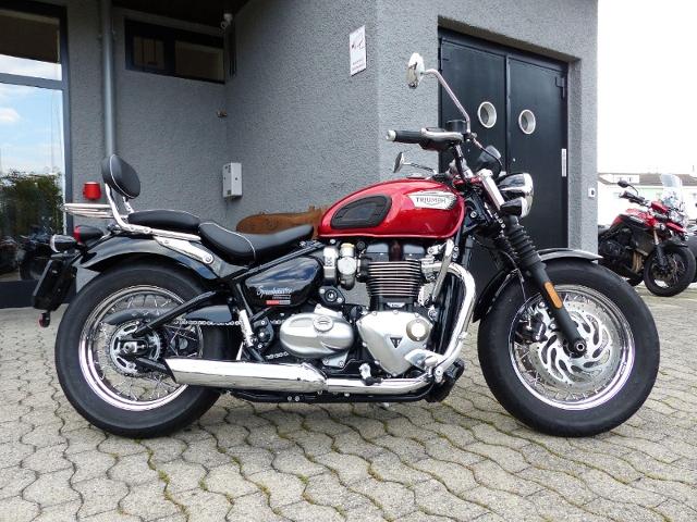 Acheter une moto TRIUMPH Bonneville 1200 Speedmaster Occasions