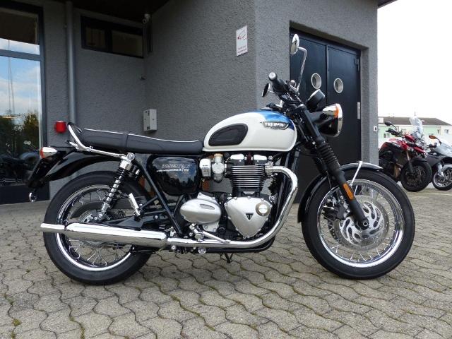 Motorrad kaufen TRIUMPH Bonneville T120 1200 Vorführmodell