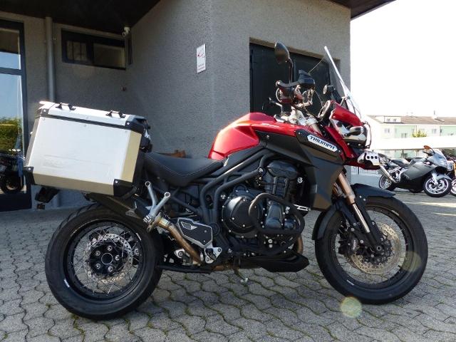 Motorrad kaufen TRIUMPH Tiger 1200 Explorer ABS Occasion