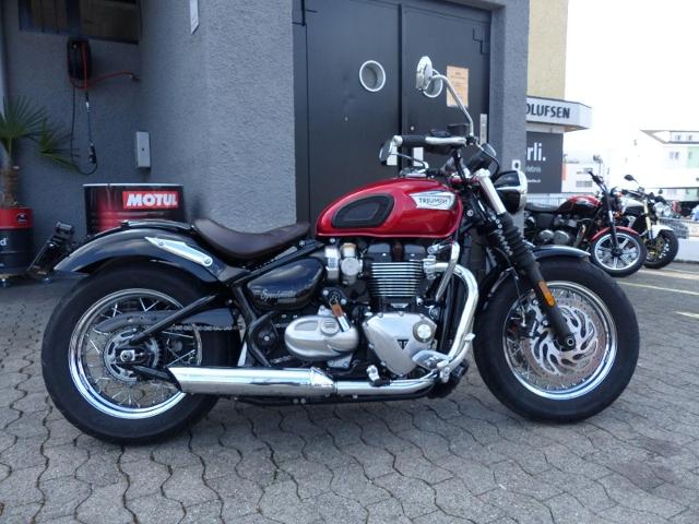 Motorrad kaufen TRIUMPH Bonneville 1200 Bobber Speedmaster Occasion