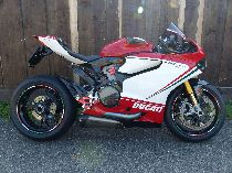 Motorrad kaufen Occasion DUCATI 1199 Superbike Panigale S Tricolore ABS (sport)