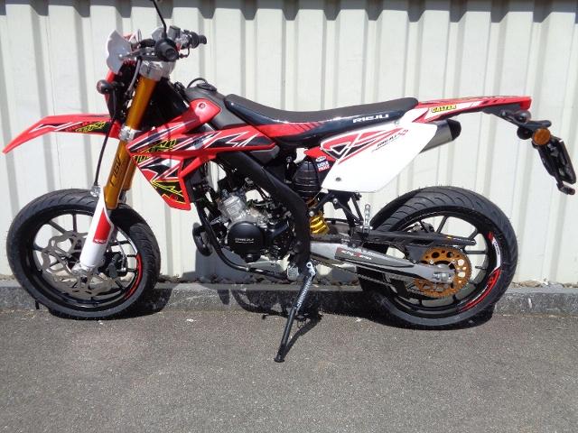 Acheter une moto RIEJU MRT 50 Pro 50 Occasions