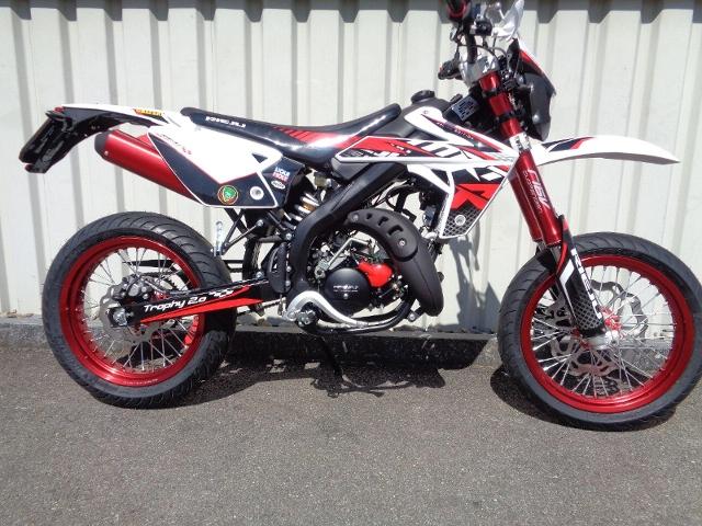 Acheter une moto RIEJU MRT 50 Trophy 50 Occasions