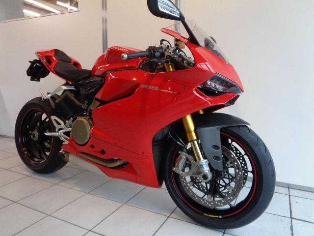 Motorrad kaufen DUCATI 1199 Panigale Panigale S Occasion