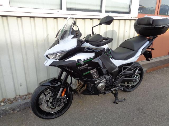 Motorrad kaufen KAWASAKI Versys 1000 Quickshifter Occasion