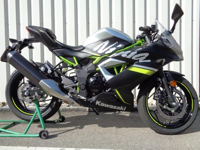 Motorrad kaufen KAWASAKI Ninja 125 Occasion