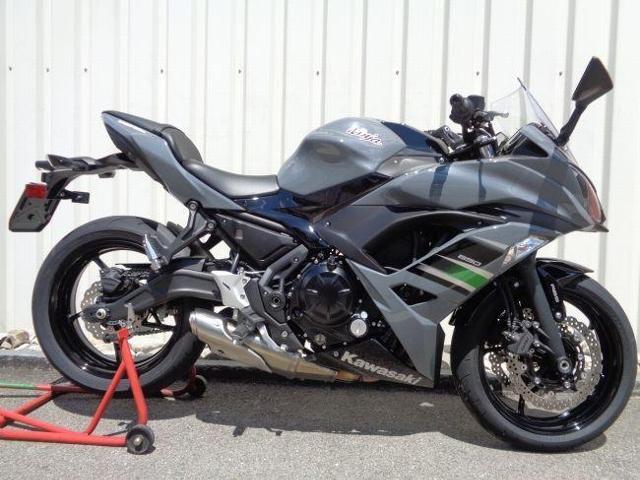 Motorrad kaufen KAWASAKI Ninja 650 ABS Modell 2018 Occasion