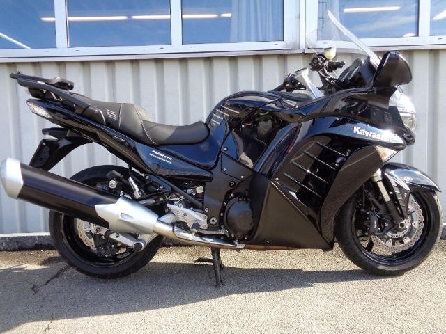 Motorrad kaufen KAWASAKI 1400 GTR ABS Grand Tourer Occasion