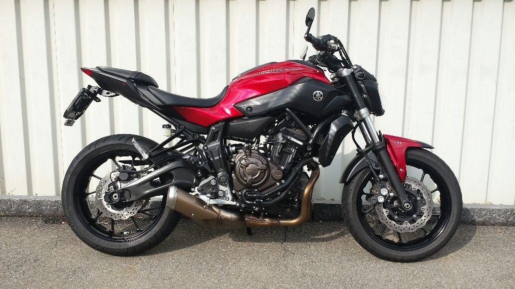 moto occasions acheter yamaha mt 07 abs reitstahl motosport lachen. Black Bedroom Furniture Sets. Home Design Ideas