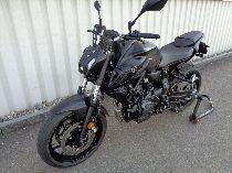 Motorrad kaufen Occasion YAMAHA MT 07 (naked)