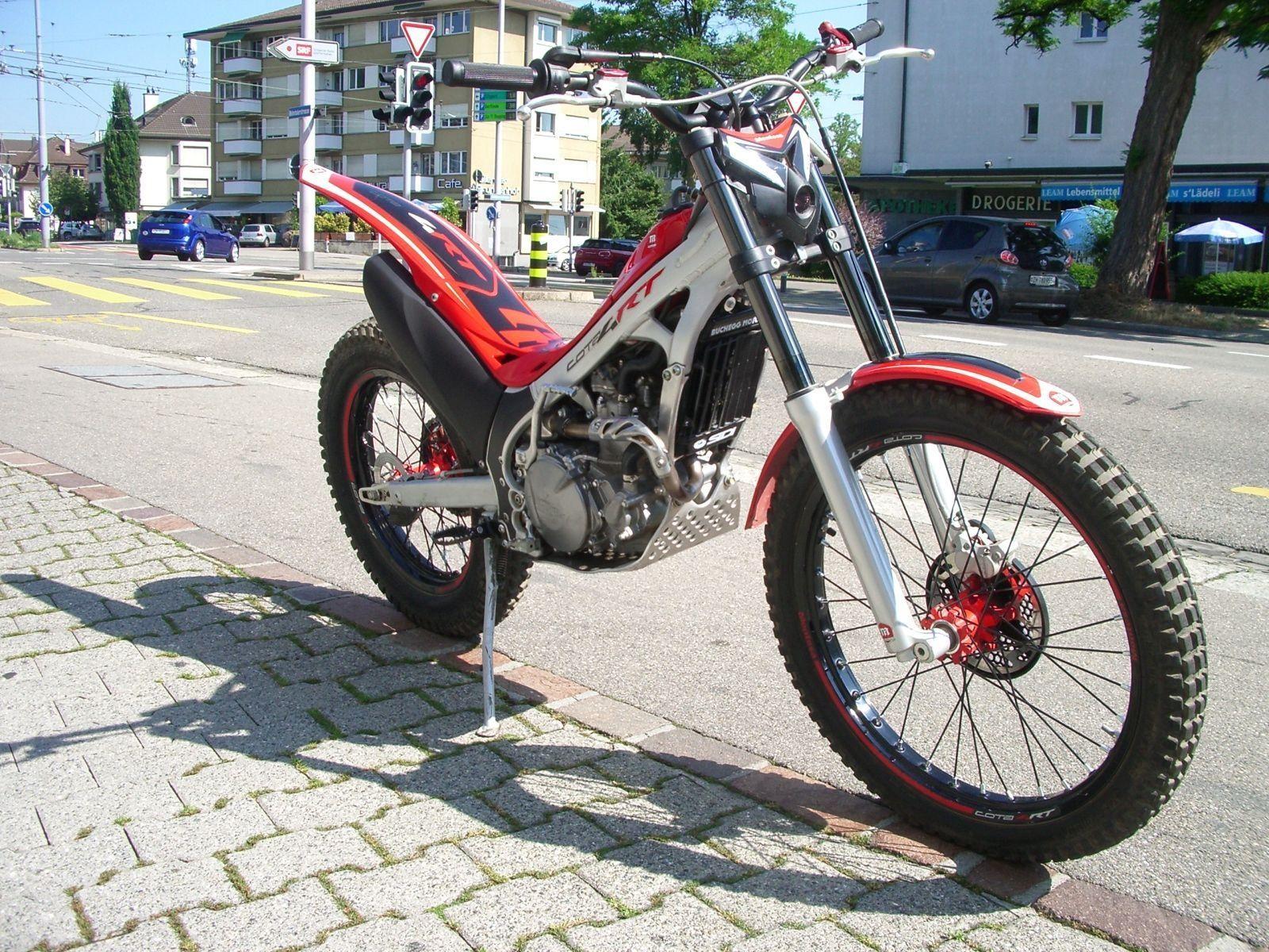 Buy motorbike Pre-owned MONTESA Cota 4RT MRT260 Buchegg Motos AG