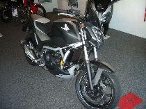 Motorrad kaufen Vorführmodell HONDA NC 750 SA (naked)