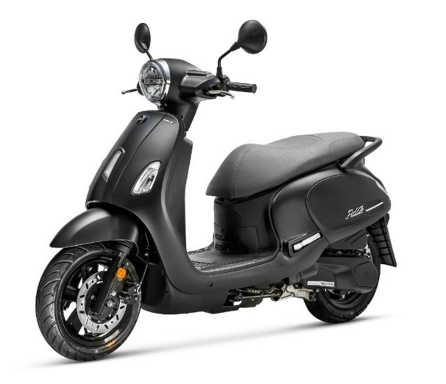 Motorrad kaufen SYM Fiddle 125 S IV ABS / Neuheit 2021 Neufahrzeug