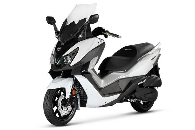 Motorrad kaufen SYM Cruisym 125i ABS mit 5 Jahren Garantie, Jetzt Probefahren Neufahrzeug