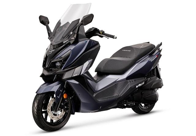 Motorrad kaufen SYM Cruisym 300 ABS Euro 5 mit 5 Jahren Garantie Neufahrzeug