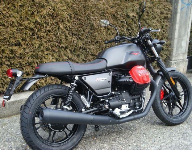 Moto Guzzi V Iii Carbon Prezzo