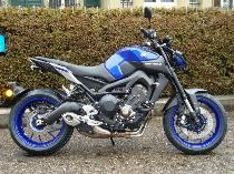 Motorrad Mieten & Roller Mieten YAMAHA MT 09 A ABS (Sport)