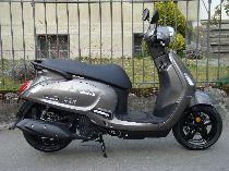 Motorrad Mieten & Roller Mieten SYM Fiddle 125 IV (Velos-motos-keller-amriswil)
