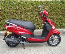 Töff kaufen YAMAHA LTS 125 C Roller