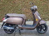 Motorrad Mieten & Roller Mieten SYM Fiddle 3 125 (Roller)