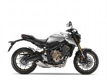 Motorrad Mieten & Roller Mieten HONDA CB 650 RA (Naked)